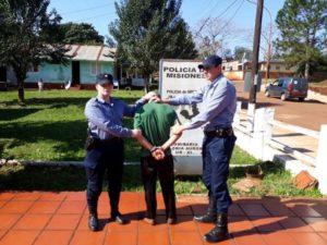 Colonia Aurora: un hombre agredió a su beba y a su pareja y terminó detenido por la Policía