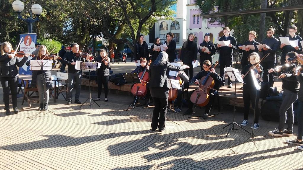 Paseos, cultura y la orquesta de la UNaM, los atractivos que prepara Posadas para las vacaciones de invierno