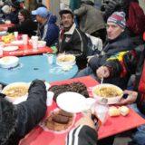 """Ola polar: el Ministerio de Desarrollo Social lanzó el """"Operativo Frío"""" y piden solidaridad con las personas en condición de calle"""