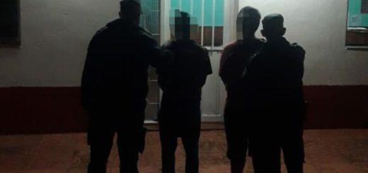 Villa Bonita: detuvieron a dos jóvenes por ocasionar disturbios en la vía pública