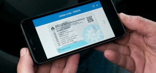 Todos los documentos del auto están disponibles en formato digital