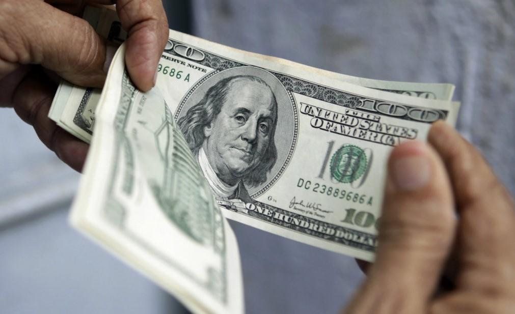 El dólar subió y cerró cerca de los $45
