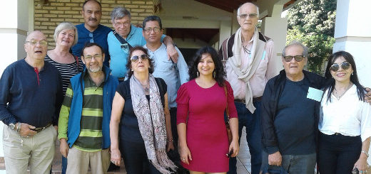 Escritores de la Sadem participaron de un Encuentro en Asunción