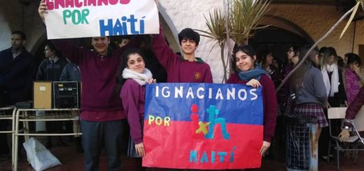 Se realizó una colecta solidaria en el Colegio Madre de la Misericordia de Posadas para ayudar al sistema educativo de Haití