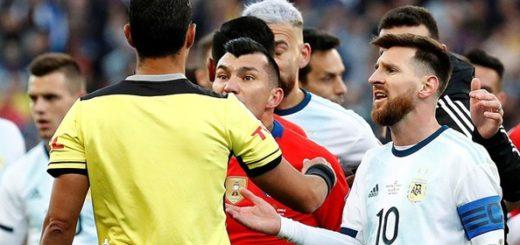 Con un comunicado, la Conmebol le respondió a Messi sin nombrarlo