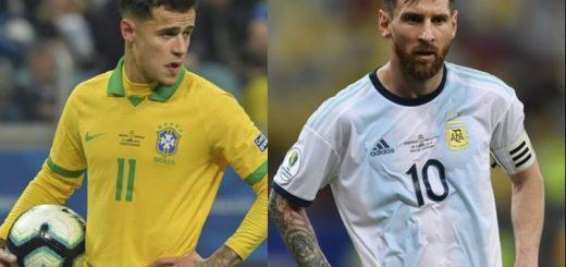 Qué dicen las casas de apuestas del ansiado duelo Argentina-Brasil