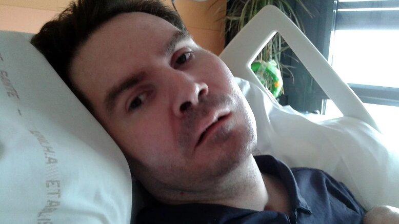 Inician el proceso de eutanasia para el francés que lleva 11 años en estado vegetativo