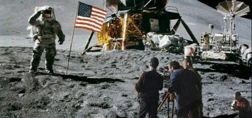 """""""El hombre no llegó a la Luna"""", la fake news que cumple 50 años"""