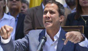 """Guaidó asegura que el régimen de Maduro está """"aislado, arrinconado y dividido"""""""