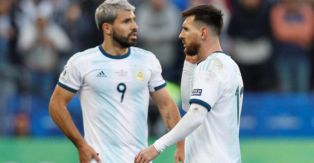 La UEFA negó que haya invitado a la Selección argentina a participar en sus torneos