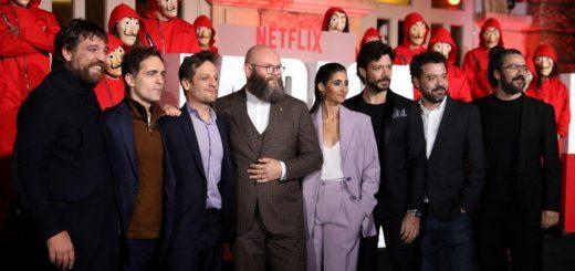 """La tan esperada 3º temporada de """"La Casa de Papel"""" se estrenó esta madrugada en Argentina y es un éxito"""