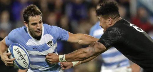 Rugby: Los Pumas vuelven a enfrentar a los All Blacks mañana desde las 15 horas