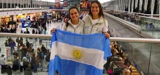 La misionera Lourdes Hartkopf representará a la Argentina en el mundial de vela a disputarse en Japón