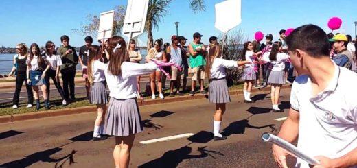 #Estudiantina2019: por pedido de los vecinos, los alumnos del instituto San Basilio Magno se mudarán de lugar de ensayo