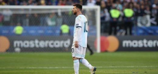 """Messi, en llamas contra la Conmebol: """"No tenemos que ser parte de esta corrupción"""""""