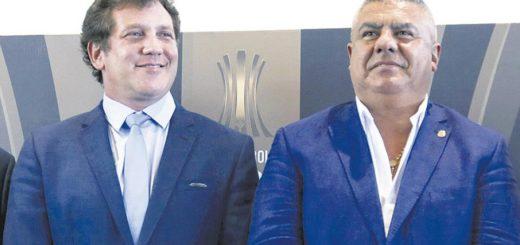 La Conmebol desplazó a Claudio Tapia de su puesto en FIFA por sus críticas durante la Copa América