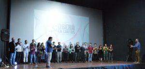 Finalizó la 16° edición del Oberá en Cortos con un emotivo acto de clausura y premiación, seguido de la película Far From Us