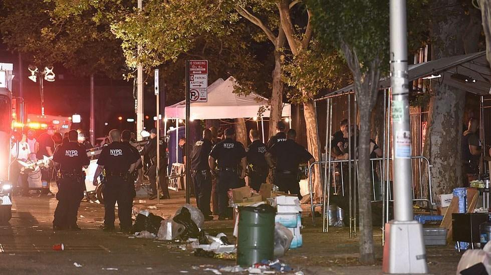 Un tiroteo en Nueva York deja un muerto y al menos 12 heridos