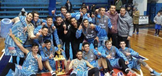 OTC venció a Tirica y se consagró campeón de la Liga Provincial de Básquet