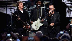 Reencuentro: Paul McCartney y Ringo Starr tocaron juntos en Los Ángeles y emocionaron a todos