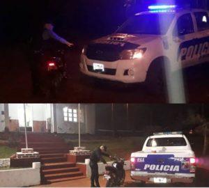 Campo Ramón: retienen motocicletas por falta de documentaciones