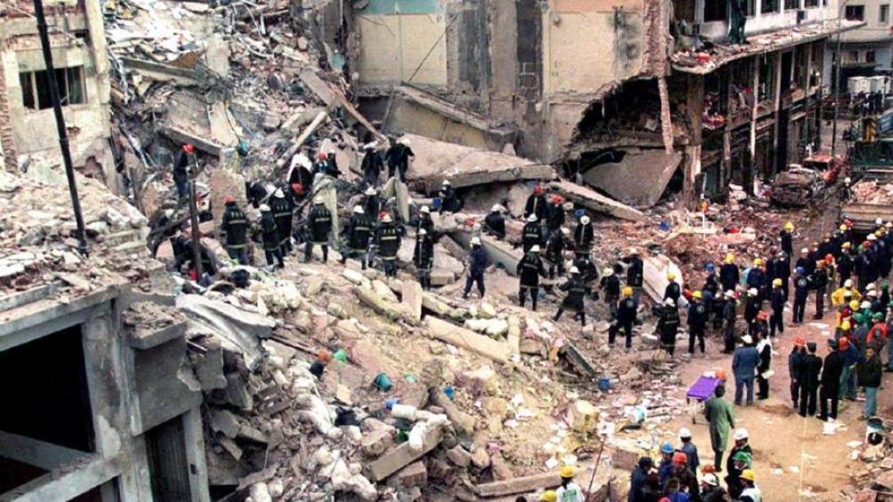 A 25 años del atentado a la A.M.I.A: mañana a las 12 habrá un acto conmemorativo en la plaza 9 de Julio de Posadas