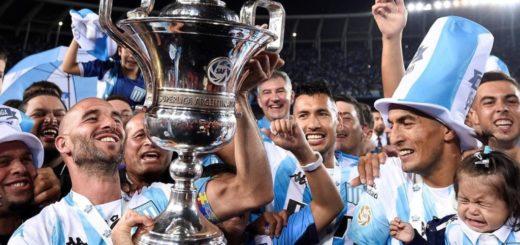 La Superliga redujo a tres la cantidad de descensos