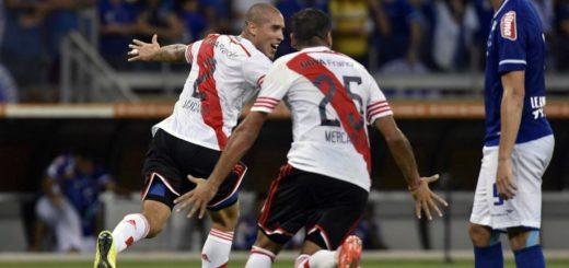 River abre los octavos de final de la Libertadores ante Cruzeiro en el Monumental