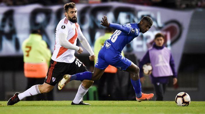 River se juega el pase a cuartos de final frente a Cruzeiro en Brasil