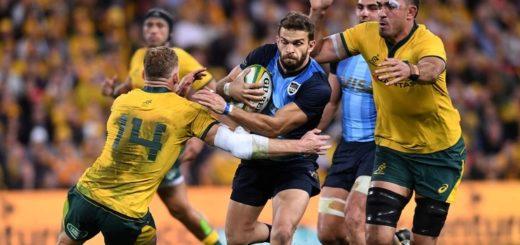 Rugby Championship: Los Pumas perdieron en su visita a Australia