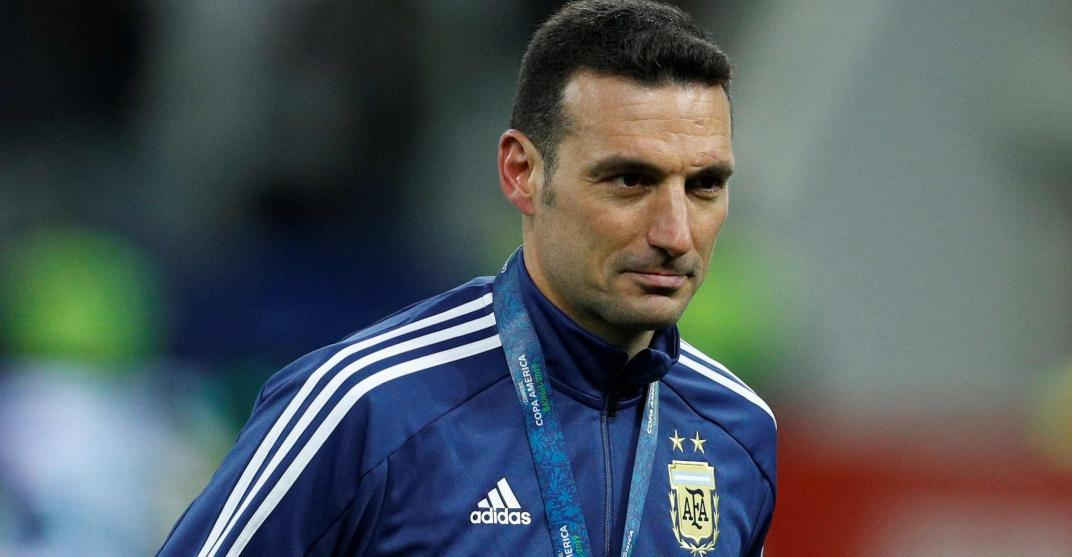 Scaloni continuará como entrenador de la Selección durante las eliminatorias de Qatar 2022