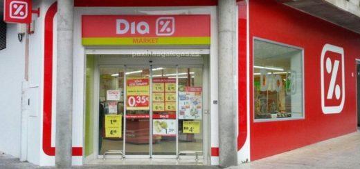 La AFIP investiga a la cadena de Supermercados Día Argentina por una millonaria maniobra de evasión previsional