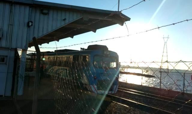 Aumentó el pasaje del tren que hace el servicio Posadas-Encarnación: de 56 pasó a 122 pesos