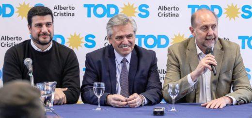 Alberto Fernández anunció que de ganar la presidencia, volverán las paritarias y reiteró que el problema no son las leyes laborales sino la economía parada