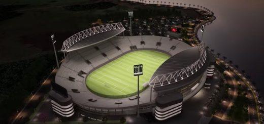 Encarnación trabaja con la ilusión de recibir el Mundial de Fútbol 2030 en su estadio de Villa Alegre