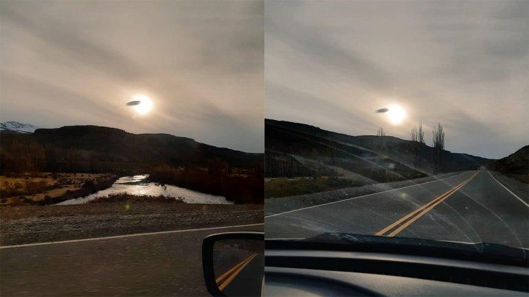 Neuquén: se cruzó con un OVNI cuando iba a votar