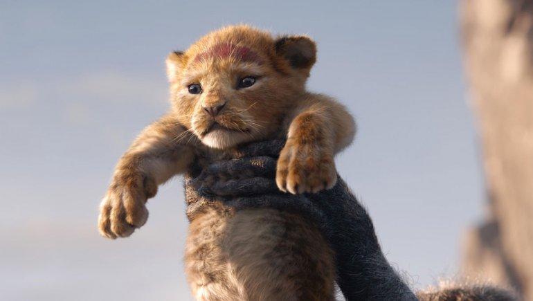 El rey león se convirtió en el film más taquillero de la historia