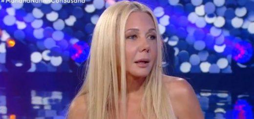 Mariana Nannis denunció que Caniggia la golpeó y le hizo perder un embarazo