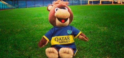 """Jano"", el oso de peluche con la camiseta de Boca que desató polémica"
