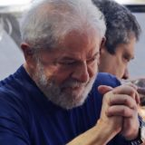 Aún en la prisión, Lula Da Silva felicitó a Alberto Fernández y Cristina Kirchner por su triunfo en las PASO