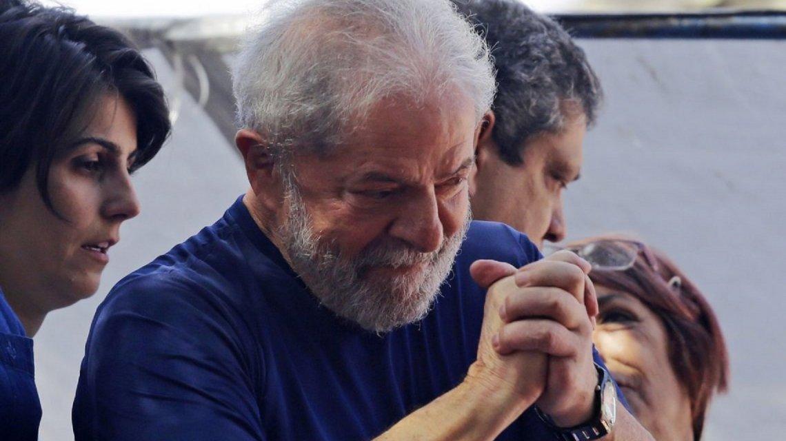 El saludo de Lula a Alberto Fernández y CFK tras el triunfo en las PASO