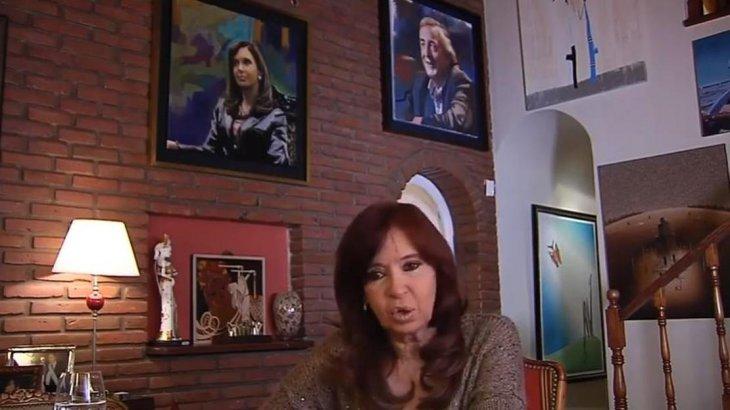 #PASO2019. Cristina Kirchner: «Quiero agradecer a todos los que apoyaron y creyeron en esta propuesta»