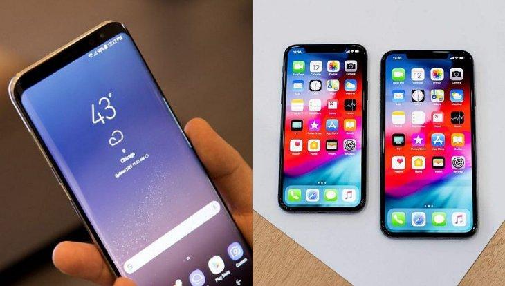 Denuncian que celulares de Apple y Samsung tienen peligrosos niveles de radiación