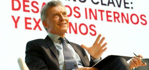 """Macri destacó la importancia de construir consensos que """"se transformen en políticas de Estado"""""""