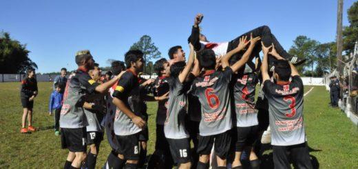 #LigaPosadeña: Sporting se consagró campeón del torneo de reserva