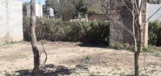 Femicidio en Chaco: encontraron enterrado el cuerpo de una joven desaparecida