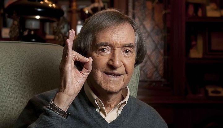 Carlitos Balá cumple hoy 94 años