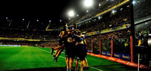 Superliga: Boca venció 2-0 a Aldosivi
