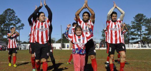 Sporting es el tetracampeón del fútbol posadeño