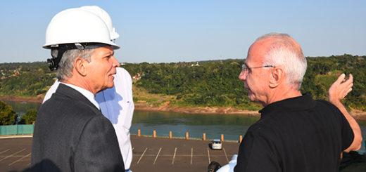"""Comenzaron las obras para lo que será el """"Puente de la Integración"""" entre Paraguay y Brasil"""
